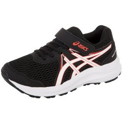 Asics Little Girls Contend 7 Athletic Shoes