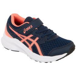 Asics Little Girls Jolt 3 Athletic Shoes