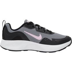 Girls Wear All Day Athletic Shoes