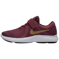 Nike Kids Little Girls Revolution 4 Shoes