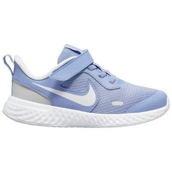 Nike Little Girls Revolution 5 Athletic Shoes