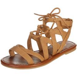 Girls Convoy 2 Gladiator Sandals