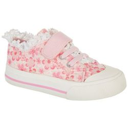 Legendary Laces Toddler Girls Lily Athletic Shoes