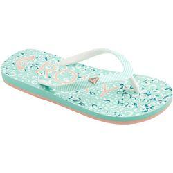 Roxy Kids Rg Pebbles VII Flip Flop Sandals