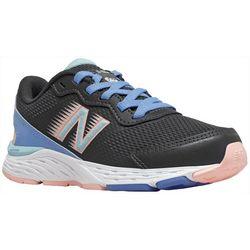 New Balance Big Girls 680V6 GS Athletic Shoes