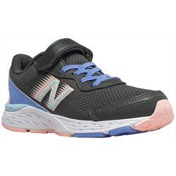 New Balance  Girls' 680V6 Athletic Shoes
