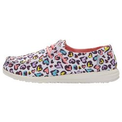Hey Dude Girls Wendy Youth Casual Shoes