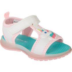 Carters Kids Feline Light-up Athletic Sandal