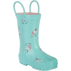 Carters Girls Delsie Rain Boots