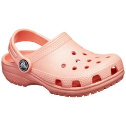 Toddler Girls Classic Clogs
