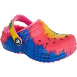 Crocs Girls  Tie-Dye Clogs
