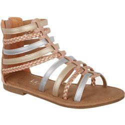 Nicole Miller Little Girls Amber Sandals