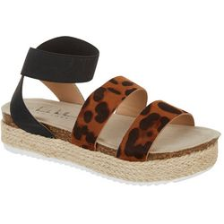 Nicole Miller Little Girls Chelsea Sandals