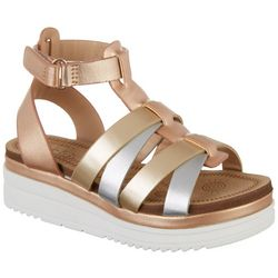 Nicole Miller Little Girls Jaylah Sandals