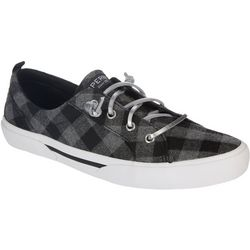 Sperry Girls Pier Wave Canvas Sneakers