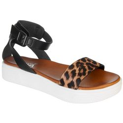 Little Ellen Girls Platform Sandals