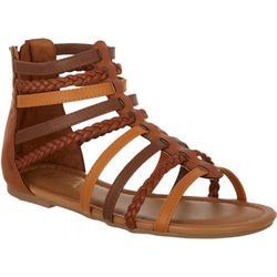 Mia Girls Mikkeline Gladiator Sandals
