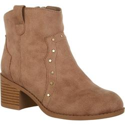 Girls Kay Star Detailed Boots