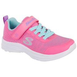 Skechers Little Girls Dreamy Dancer Athletic Shoe