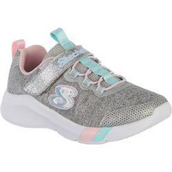Girls Dreamy Lites Sneakers