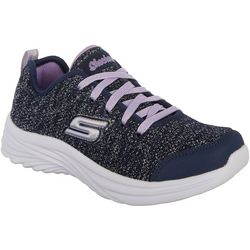 Skechers Girls Dreamy Dancer Twirly Time Athletic Shoe