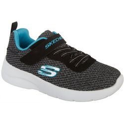 Skechers Girls Dynamite 2.0 Lite Dash Athletic