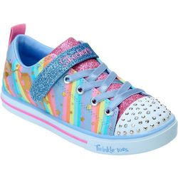 Skechers Girls Twinkle Toes Sparkle Lite Magical