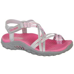 Skechers Girls Reggae Adventure Pops Sandals