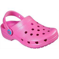 Skechers Girls Heart Charmer-Sweet Breeze Shoes