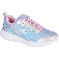 Skechers Girls Go Run 600 Bright Sprint Sneakers