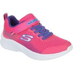 Skechers Little Girls Microspec Athletic Shoes