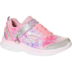 Skechers Girls Quick Kicks Athletic Shoes