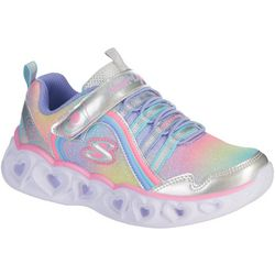 Skechers Kids Heart Lights Rainbow Lux Sneakers