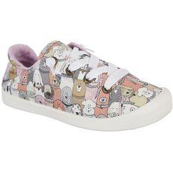 Skechers Little Girls Lil Bobs Beach Bingo Shoes