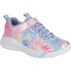 Skechers Toddler Girls Dreamy Lites  Sunny Groove Sneakers