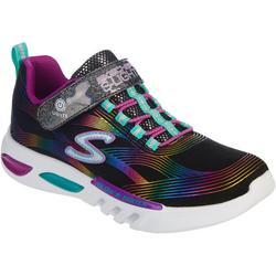 Girls Glow Brites Athletic Sneaker
