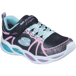 Skechers Girls Shimmer Beams-Sporty Glow Athletic Shoes