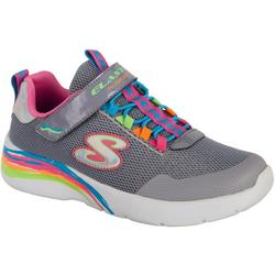 Girls Dyna-Lite Bright Athletic Shoes