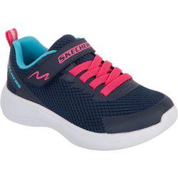 Skechers Little Girls Jammin Jogger Sneakers