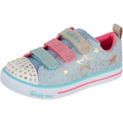 Skechers Kids Sparkle Lite-Stars the Limit Sneakers