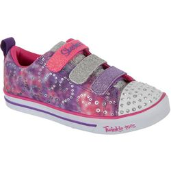 Girls Twinkle Toes:Sparkle Lite-Rainbow