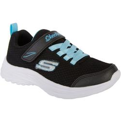 Girls Dreamy Dancer Velco Athletic Shoes