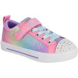 Girls Winged Magic Sneakers