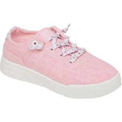 Roxy Kids Cannon Pink Sneakers