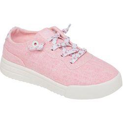Roxy Kids Cannon Pink Sneakers