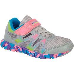 Fila Little Girls Volcanic Athletic Shoes