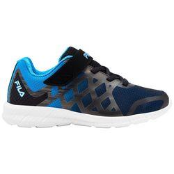 Kids Fantom 4 Strap Running Shoes