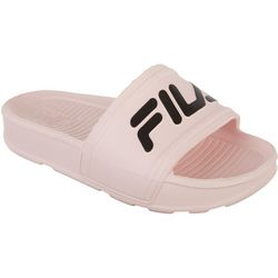 Girls Sleek Slide Sandal