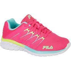 Fila Girls Shadow Sprinter 4 Athletic Shoes