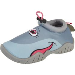 Girls Sea Pals Dolphin Water Shoes